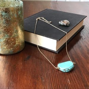 Gorgeous Turquoise Gem Necklace